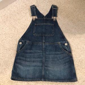 GAP Overall Dress